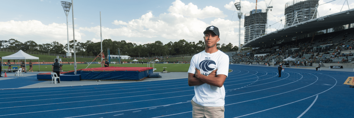 Athletics NSW Work Experience for ICMS Student